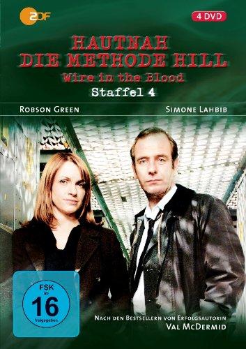 Hautnah - Die Methode Hill: Staffel 4 (4 DVDs)