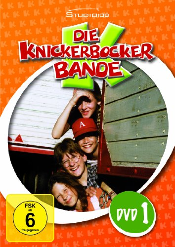 Die Knickerbockerbande, Vol. 1