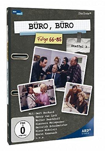 Büro, Büro Staffel 3 / Folge 66-85 (4 DVDs)