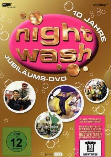 10 Jahre NightWash (3 DVDs)