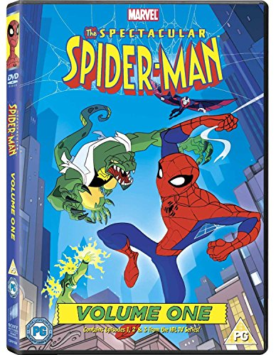 The Spectacular Spider-Man,