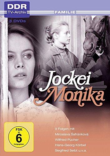 Jockei Monika (DDR TV-Archiv) (3 DVDs)