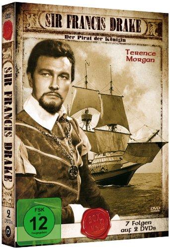 Sir Francis Drake, Vol. 2 (2 DVDs)