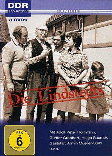 Die Lindstedts (DDR TV-Archiv) (3 DVDs)