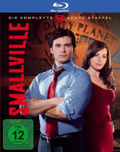 Smallville Staffel  8 [Blu-ray]