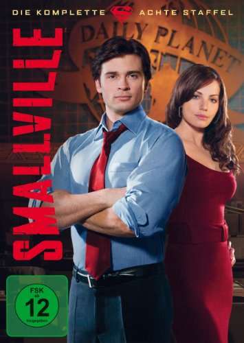 Smallville Staffel  8 (6 DVDs)