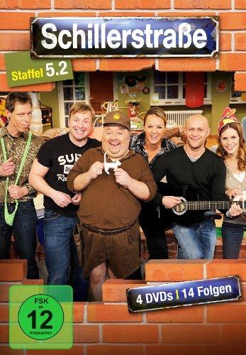 Schillerstraße Staffel 5, Teil 2 (4 DVDs)