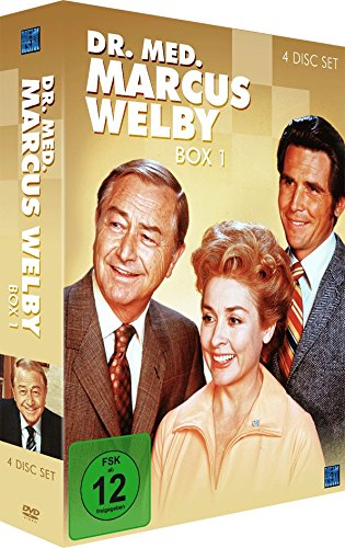 Dr. med. Marcus Welby, Box 1 (4 DVDs)