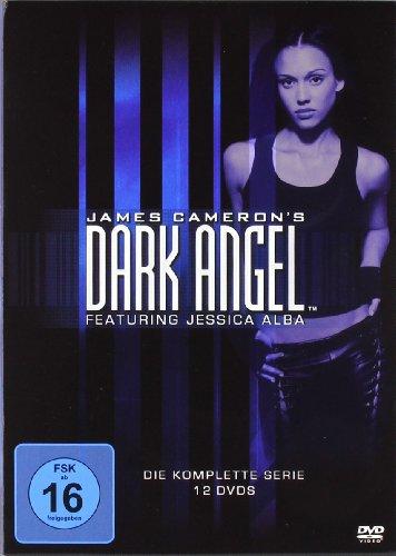 Dark Angel Die komplette Serie (12 DVDs)