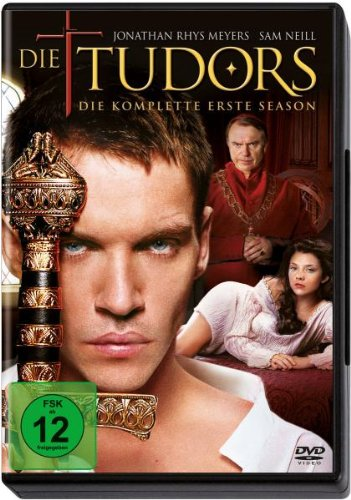 Die Tudors Staffel 1 (3 DVDs)