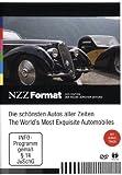 NZZ Format: Die schönsten Autos aller Zeiten
