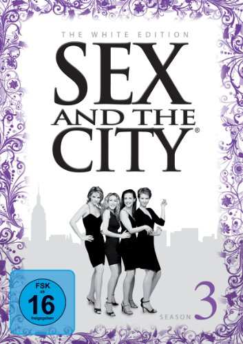 Sex and the City Season 3 - White Edition