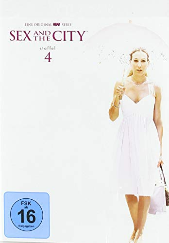 Sex and the City Season 4 - White Edition