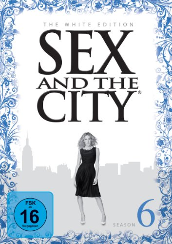 Sex and the City Season 6 - White Edition