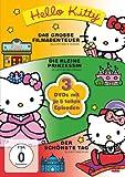 Hello Kitty - Das große Filmabenteuer / Die kleine Prinzessin / Der schönste Tag (3 DVDs)
