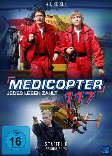 Medicopter 117 Staffel 6 (4 DVDs)