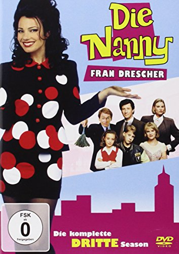 Die Nanny Season 3 (3 DVDs)