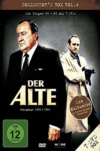 Der Alte Collector's Box Vol. 4, Folge 66-86 (7 DVDs)