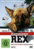 Kommissar Rex - Die ersten Abenteuer - Staffel 1 (3 DVDs)