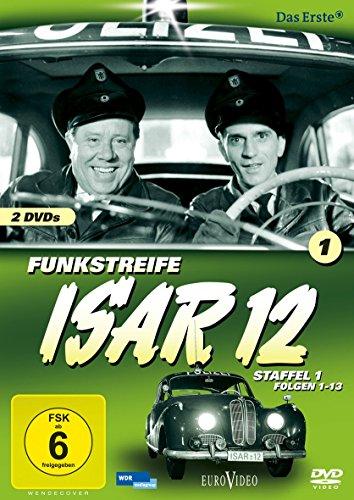 Funkstreife ISAR 12 Staffel 1 (2 DVDs)