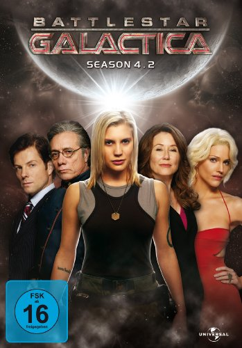Battlestar Galactica Season 4.2 (3 DVDs)