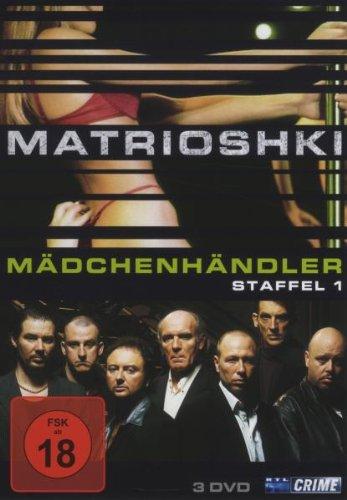 Matrioshki - Mädchenhändler Staffel 1 (3 DVDs)