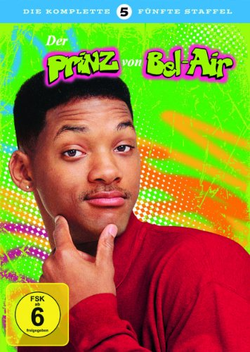 Der Prinz von Bel Air Staffel 5 (3 DVDs)