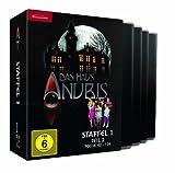 Das Haus Anubis - Staffel 1.2, Episoden 62-114 (4 DVDs)