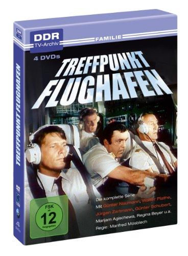 Treffpunkt Flughafen (DDR TV-Archiv) (4 DVDs)
