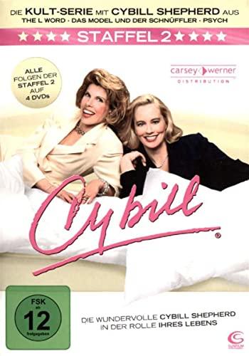 Cybill Staffel 2 (4 DVDs)