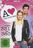 Anna und die Liebe - Box 12, Folgen 331-360 (4 DVDs)