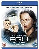 Stargate Universe - Series 1 [Blu-ray]