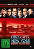 Law & Order: New York - Special Victims Unit, Staffel 1/Teil 1 (3 DVDs)