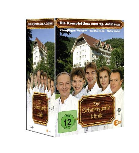 Die Schwarzwaldklinik - Staffel 1-6 - Komplettbox (24 DVDs)