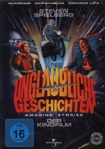 Unglaubliche Geschichten (Amazing Stories) Der Kinofilm