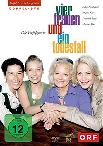 Vier Frauen und ein Todesfall Staffel 2 (2 DVDs)