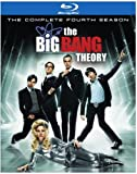 The Big Bang Theory - Series 4 [Blu-ray]