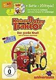Kleiner roter Traktor 1 - Der große Knall und 5 weitere Abenteuer (+CD)