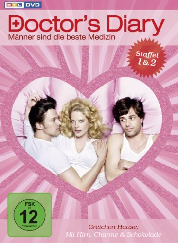 Doctor's Diary Staffel 1+2 (4 DVDs)
