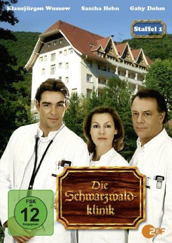 Die Schwarzwaldklinik Staffel 1 (4 DVDs)