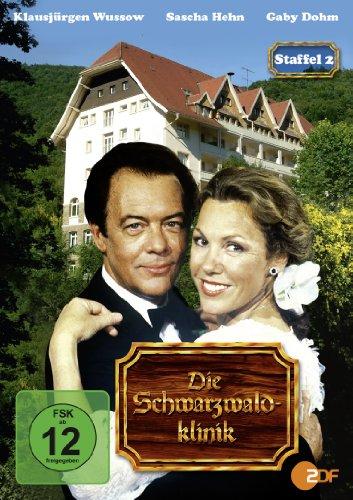 Die Schwarzwaldklinik Staffel 2 (4 DVDs)