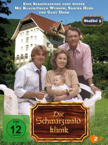 Die Schwarzwaldklinik Staffel 3 (4 DVDs)