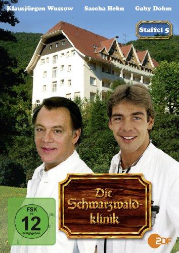 Die Schwarzwaldklinik Staffel 5 (4 DVDs)