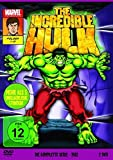 Incredible Hulk 1982 - Die komplette Serie (2 DVDs)