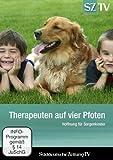 SZ-TV: Therapeuten auf vier Pfoten