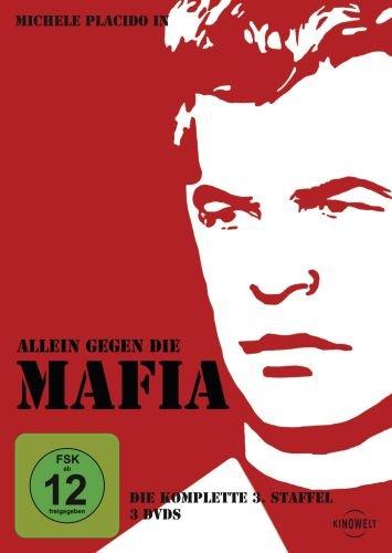 Allein gegen die Mafia Staffel 3 (3 DVDs)