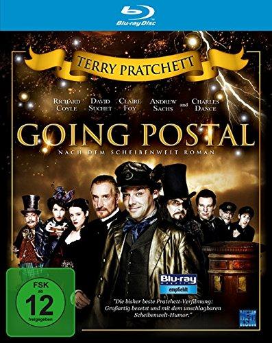 Going Postal Blu-ray