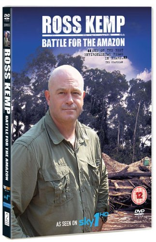 Ross Kemp: Battle For The Amazon