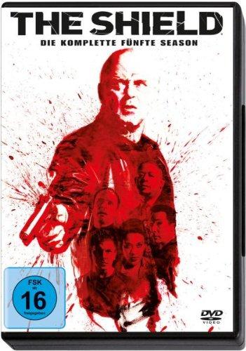 The Shield Season 5 (4 DVDs)