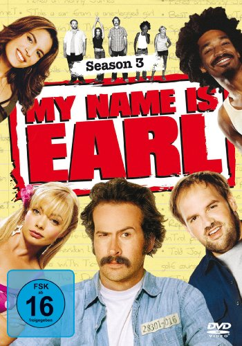 My Name Is Earl Season 3 (4 DVDs)